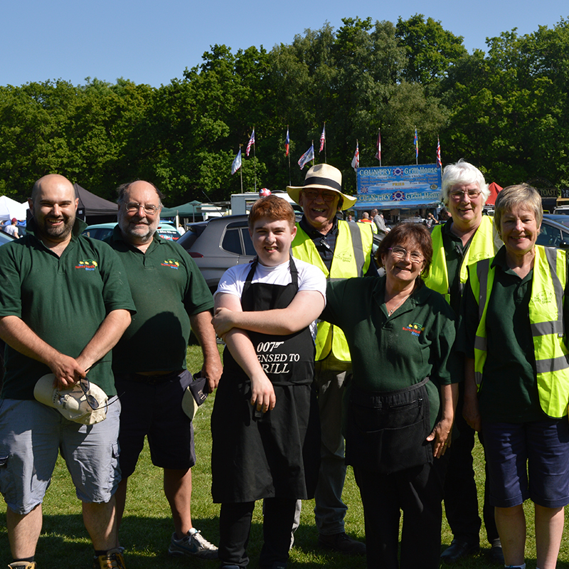 Surrey Heath Show Committee linking to Join the Committee page